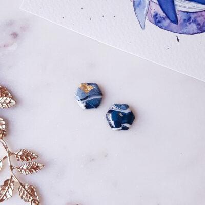 Clous hexagone Atlantide - Azul&Joy